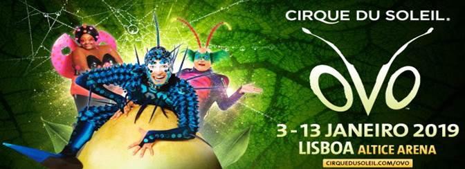 Cirque du Solelil - OVO